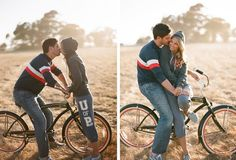 less about the bike, more about how cute they look in the pic on right