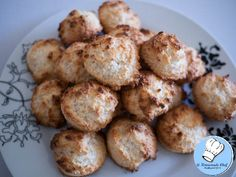 Coconut Macaroons - A Homemade Chef