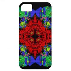 Christmas Flowers IPhone cover iPhone 5 Cover