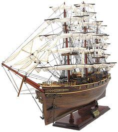 34Cutty Sark Model Ship $695.00