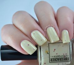 Brand: Firecracker Lacquer // Everyone I Love is Dead (2015) // How to Kill a Mountain // Blog: Polished Lifting