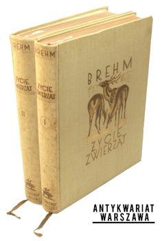 Brehm Życie zwierząt  1935