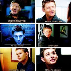 I dont remember the first square, guess it's time for a Supernatural marathon.