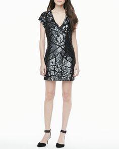 Isabel Sequined V-Neck Dress $396 ~CUSP http://www.cusp.com/product.jsp?rte=%252Fcategory.jsp%253FitemId%253Dcat2280001%2526pageSize%253D120%2526No%253D0%2526refinements%253D&seoDesigner=Parker&icid=&seoCategory=Little+Black+Dress&parentId=cat2280001&eItemId=prod9060023&seoProduct=Isabel+Sequined+V-Neck+Dress&searchType=EndecaDrivenCat&cmCat=product&itemId=prod9060023