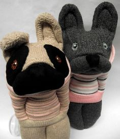Little Frenchie Sockamajig friends