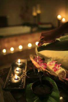 Visit our spa for unwind your body and pamper your soul!