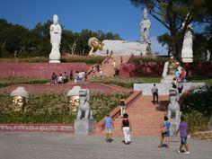 Buddha Eden, Bombarral Portugal