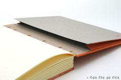 Notebook Art, Notebook Paper, Zen Design, Book Design, Paper Engineering, Art Diary, Cool Books, Handmade Books, Ex Libris
