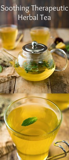 This soothing therapeutic herbal tea is just what you need for these winter months and can help soothe the symptoms of whatever ails you. From the sniffles, to stomach upset, this tea will help warm, comfort and relax as you head down the path to health and wellness. #healingtea #herbaltea #coldandflu #coldrelief