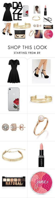 """Jaden"" by hampton-hogue-kendal on Polyvore featuring ASOS, Stella & Dot, Rebecca Minkoff, Smashbox, NYX and Lash Star Beauty"