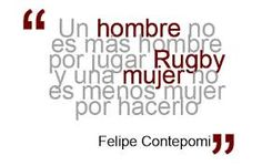 frases rugby - Buscar con Google Frases Rugby, Rugby Girls, Mad, Google, Thoughts, Angel