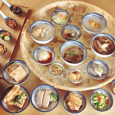 Tainan Food, Silks Place Hotel, Tainan, Taiwan