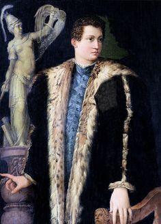 Giovanni de Medici By Giorgio Vasari Giovanni De Medici, Giovanni Boldini, Giorgio Vasari, Renaissance Portraits, Renaissance Paintings, Renaissance Men, Italian Renaissance, Italian Painters, Italian Artist
