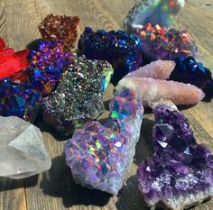 I can't handle this much beauty #crystals #magical #perfect #maryamazing creds: crystalsncreations on #instagram