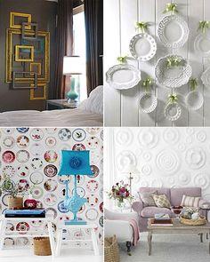 Η εντυπωσιακή διακόσμηση στις κάθετες επιφάνειες του σπιτιού είναι θέμα... τοίχου και σίγουρα όχι τύχης! Πάρτε ιδέες και -με ελάχιστο κόστος- δώστε νέο αέρα στο σπίτι σας. Gallery Wall, Frame, Home Decor, Picture Frame, Decoration Home, Room Decor, Frames, Home Interior Design, Home Decoration