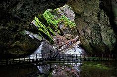 Scarisoara Cave, Romania