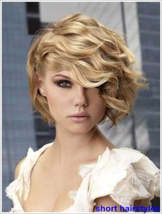 Short Hairstyles For Thick Hair New 2014