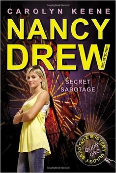 Carolyn Keenes iconic girl detective Nany Drews cases are more mysterious than ever with three-book arcs!