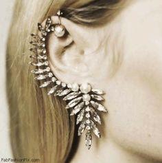 stylish ear cuff