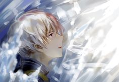Shouto Todoroki, Boku no Hero Academia, My Hero Academia, face wallpaper