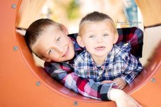 Playground shots - Love the bright colors, and that they have no where else to GO!