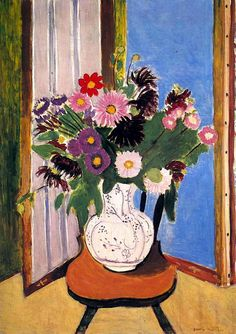 """""""Daisies"""": Henri Matisse, 1919. A great artist to teach about to students"""
