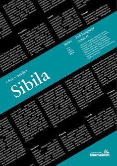 Font Sibila