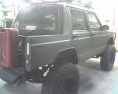 jeep cherokee modifications | 1997 Jeep cherokee $8,000 Possible Trade - 100161529 | Custom Jeep ...