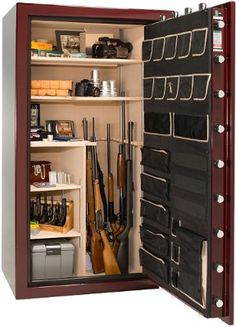 1000 images about safes to keep your stuff safe on for Walk in gun safe