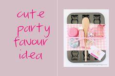 Nicole Henriques : Baking party ideas for kids