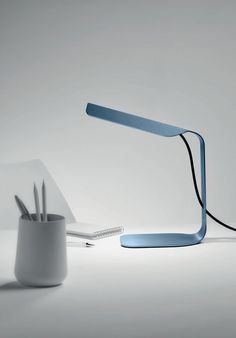 Lampada da scrivania a LED in alluminio FOLIO M-3245 by @estiluz