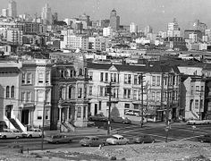 The intersection of Hayes and Buchanan 1958
