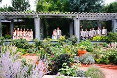 Denver Botanic Gardens at York Street Wedding : Blush and Sage | Frances Photography | Flowers:  Plum Sage | Planner: Cloud 9