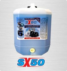 SX 50 10 Liter Konzentrat