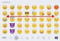 emojis - Google pretraga