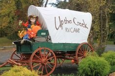 Up the Creek RV Camp - You will love this camping area in the Smokies!