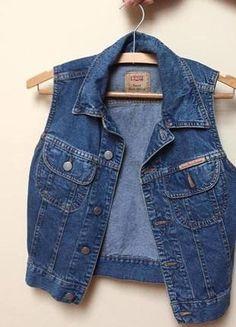Kup mój przedmiot na #vintedpl http://www.vinted.pl/damska-odziez/inne-ubrania/15904455-kamizelka-jeans-sisley-rozmiar-sm