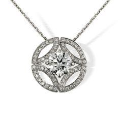 Galanterie de Cartier necklace