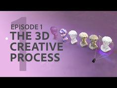 New video - Adobe Start 3D - The 3D Creative Process | Adobe Creative Cloud on @YouTube