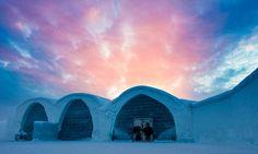 Qhotel Icehotel, una experiencia gélida