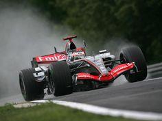 Kimi Raikkonen Mclaren Mercedes 2006
