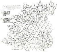 wonderful Simple Hexagon Doily