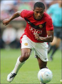 I love soccer.  Just love.  Valencia, representing Ecuador
