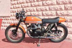 1975 Honda CB200 Cafe Racer for sale via Rocker.co