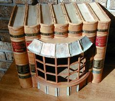 Bookboxes by Shannon Moore