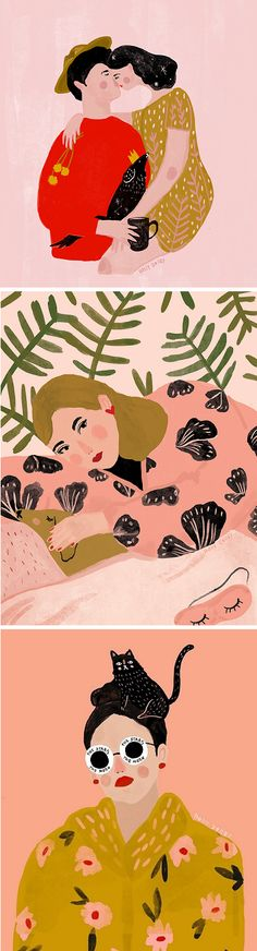 Illustration by Holly Jolley