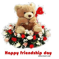 Friendship Day is August 7