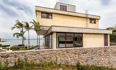 Residência RG - MarchettiBonetti+ Arquitetos Associados (http://marchettibonetti.com.br) #architecture #marchettibonetti #cacupe #florianopolis