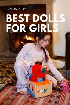 Dolls are such a fun toy for girls and boys alike. There are many different types and styles, and sometimes it can be hard to choose the right one for your child. Here you will find a list of some of the best dolls for your kids. Toy Organization, 7 Year Olds, Diy Toys, Toys For Girls, Toddler Activities, Cool Toys, Girl Dolls, Children, Kids