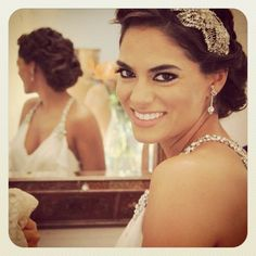 #beauty #makeup # hair #bride